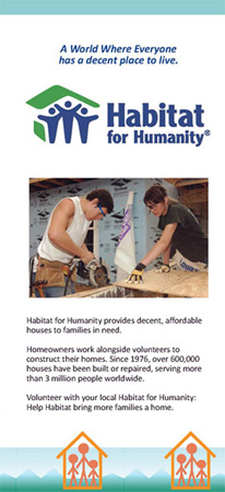 brochure - habitat for humanity